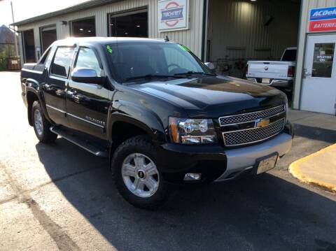 2008 Chevrolet Avalanche for sale at TRI-STATE AUTO OUTLET CORP in Hokah MN