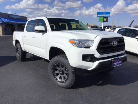 2017 Toyota Tacoma for sale at SPEND-LESS AUTO in Kingman AZ