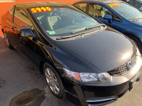 2010 Honda Civic for sale at CARZ in San Diego CA