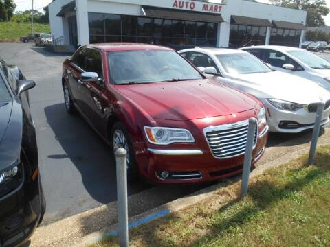 2014 Chrysler 300 for sale at AUTO MART in Montgomery AL