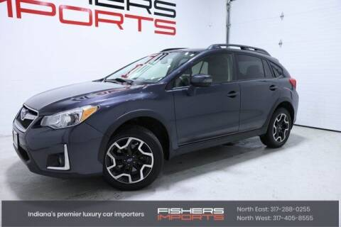 2016 Subaru Crosstrek for sale at Fishers Imports in Fishers IN