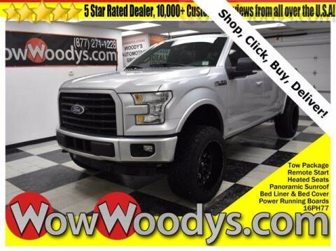 2016 Ford F-150 for sale at WOODY'S AUTOMOTIVE GROUP in Chillicothe MO