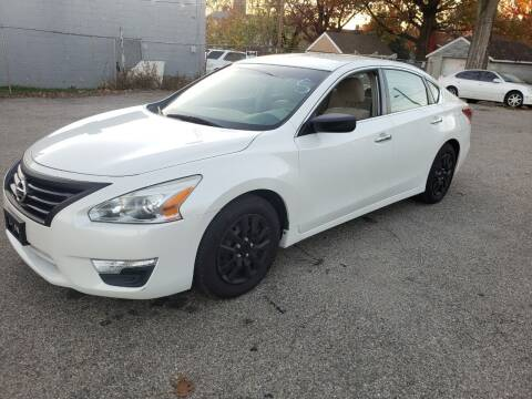 2013 Nissan Altima for sale at Car Kings in Cincinnati OH
