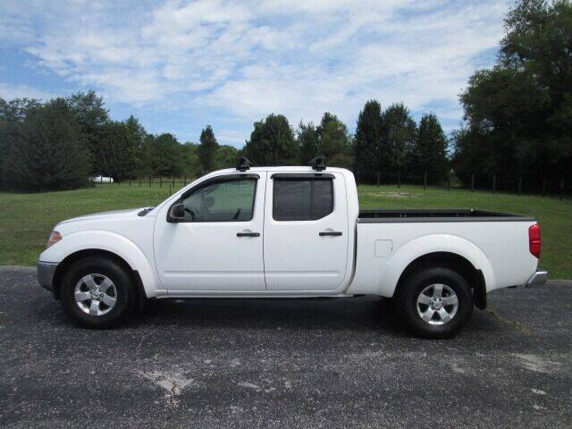 2010 Nissan Frontier for sale at Brells Auto Sales in Rogersville MO