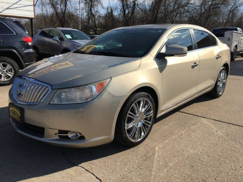 2010 Buick LaCrosse for sale at Town and Country Auto Sales in Jefferson City MO