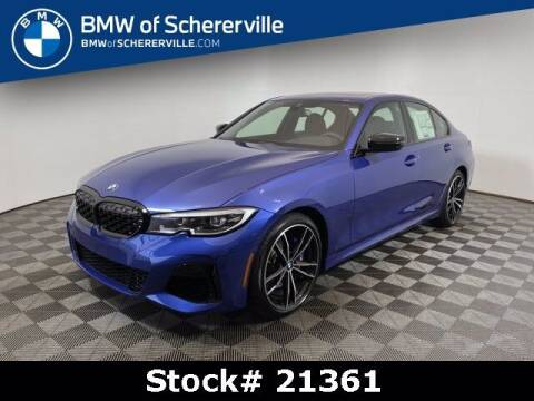 2021 BMW 3 Series for sale at BMW of Schererville in Shererville IN