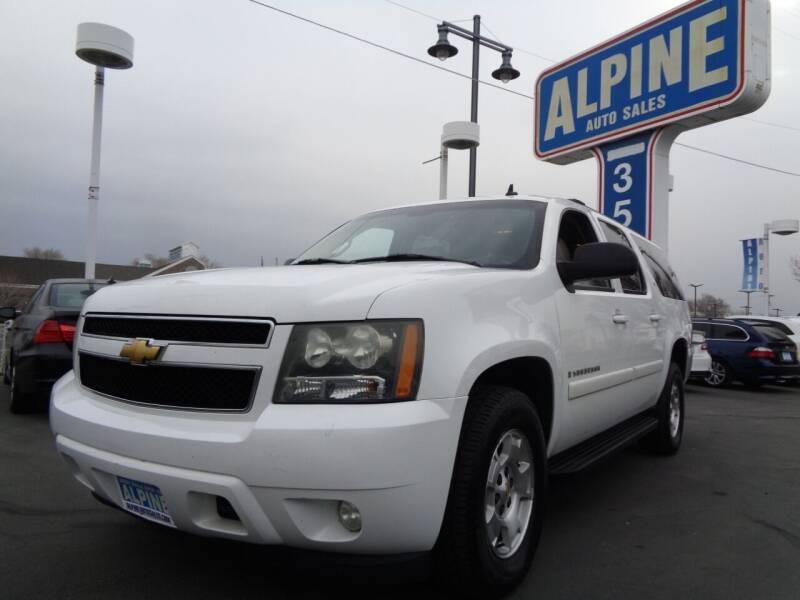 2007 Chevrolet Suburban for sale at Alpine Auto Sales in Salt Lake City UT