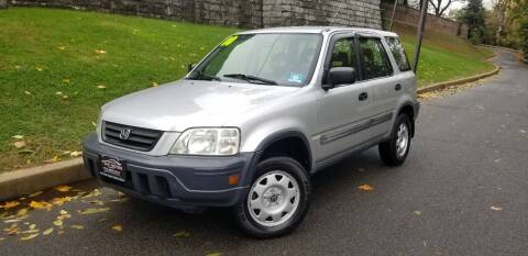 2000 Honda CR-V for sale at ENVY MOTORS LLC in Paterson NJ