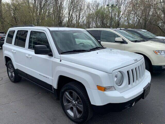 2015 Jeep Patriot for sale at Lighthouse Auto Sales in Holland MI