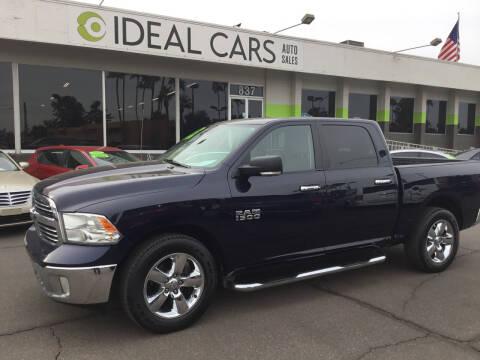 2014 RAM Ram Pickup 1500 for sale at Ideal Cars Atlas in Mesa AZ
