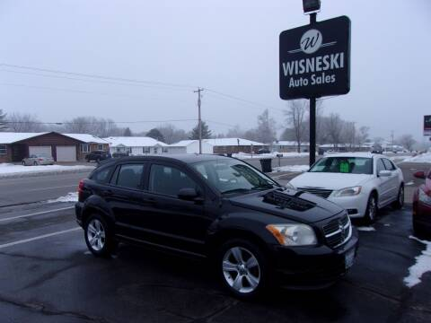 2010 Dodge Caliber for sale at Wisneski Auto Sales, Inc. in Green Bay WI