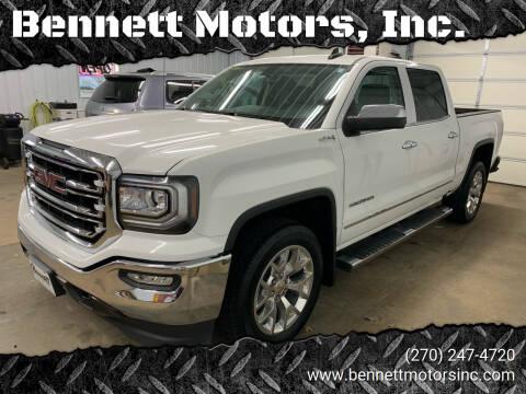 2017 GMC Sierra 1500 for sale at Bennett Motors, Inc. in Mayfield KY