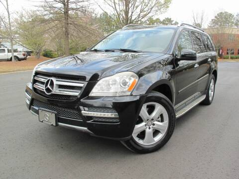 2012 Mercedes-Benz GL-Class for sale at Top Rider Motorsports in Marietta GA