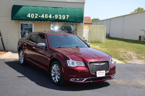 2016 Chrysler 300 for sale at Eastep's Wheels in Lincoln NE