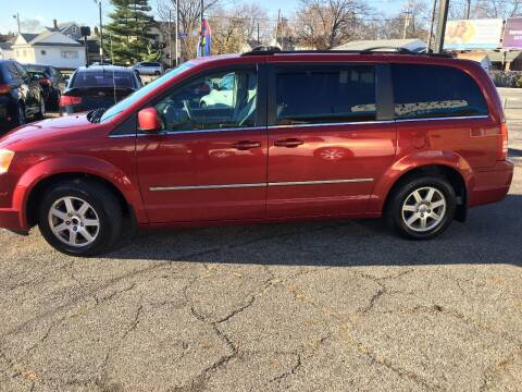2010 Chrysler Town and Country for sale at Payless Auto Sales LLC in Cleveland OH