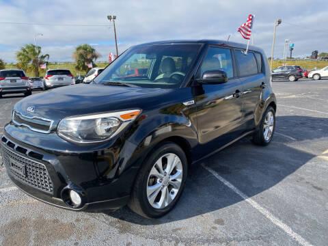 2016 Kia Soul for sale at Sun Coast City Auto Sales in Mobile AL