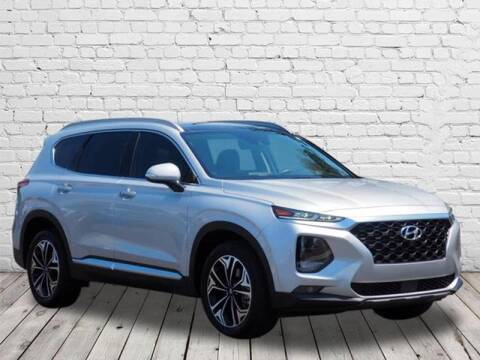 2019 Hyundai Santa Fe for sale at PHIL SMITH AUTOMOTIVE GROUP - Manager's Specials in Lighthouse Point FL