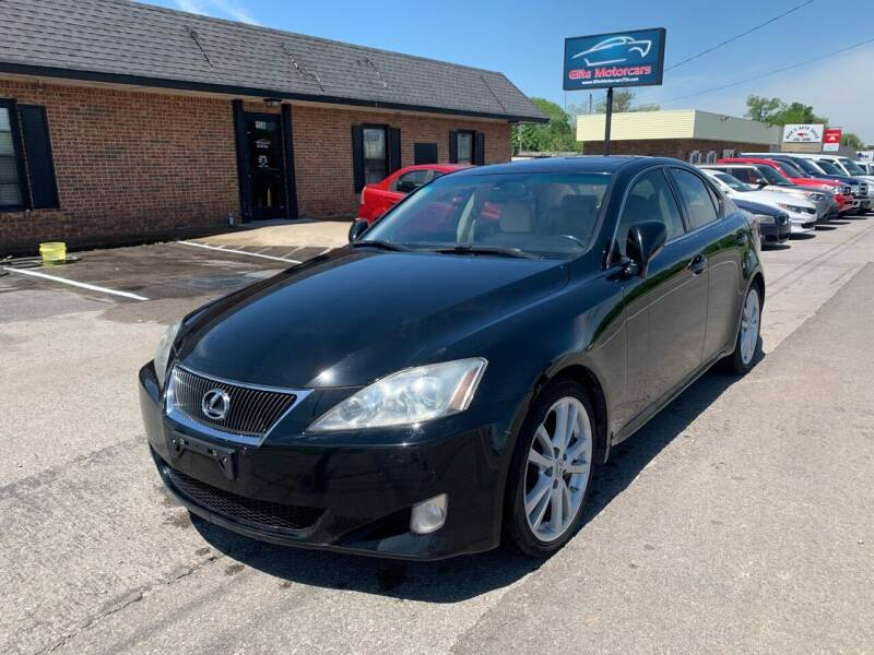 2007 Lexus IS 350 for sale at Elite Motorcars in Smyrna TN
