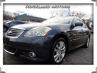 2008 Infiniti M35 for sale at Rockland Automall - Rockland Motors in West Nyack NY