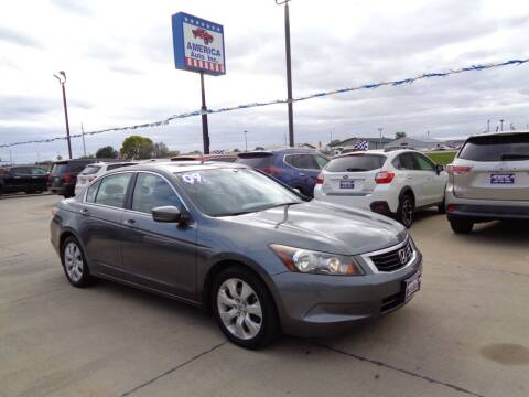 2009 Honda Accord for sale at America Auto Inc in South Sioux City NE