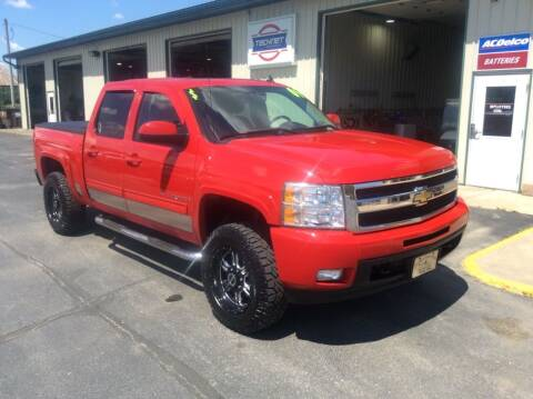 2009 Chevrolet Silverado 1500 for sale at TRI-STATE AUTO OUTLET CORP in Hokah MN