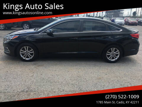 2016 Hyundai Sonata for sale at Kings Auto Sales in Cadiz KY