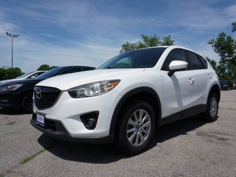2014 Mazda CX-5 for sale at AutoCredit SuperStore in Lowell MA