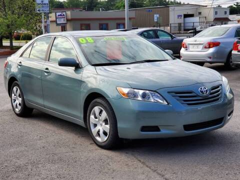 2008 Toyota Camry for sale at United Auto Service in Leominster MA