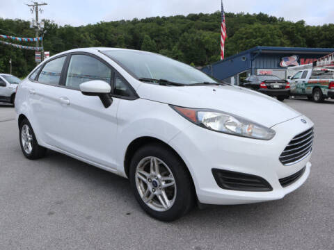 2018 Ford Fiesta for sale at Viles Automotive in Knoxville TN