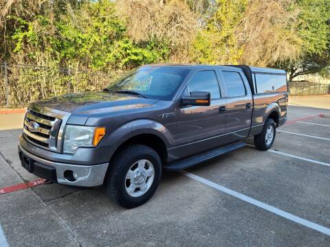2011 Ford F-150 for sale at DFW Autohaus in Dallas TX
