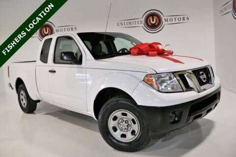 2012 Nissan Frontier for sale at Unlimited Motors in Fishers IN