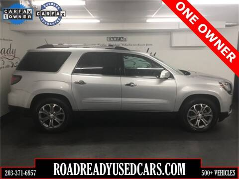 2016 GMC Acadia for sale at Road Ready Used Cars in Ansonia CT