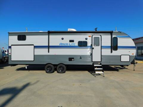 2021 Gulf Stream Ameri-Lite 279BH for sale at Motorsports Unlimited in McAlester OK