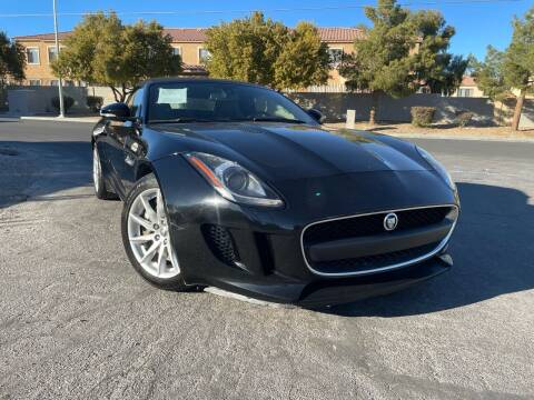 2014 Jaguar F-TYPE for sale at Boktor Motors in Las Vegas NV