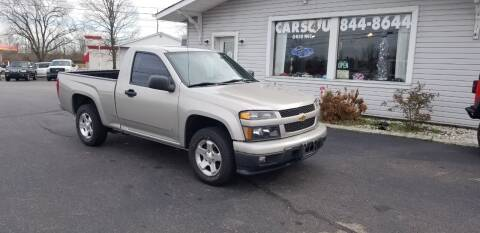 2009 Chevrolet Colorado for sale at Cars 4 U in Liberty Township OH