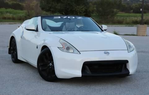 2010 Nissan 370Z for sale at Big O Auto LLC in Omaha NE