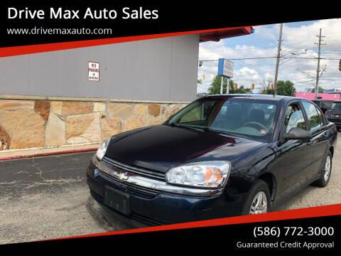 2005 Chevrolet Malibu for sale at Drive Max Auto Sales in Warren MI