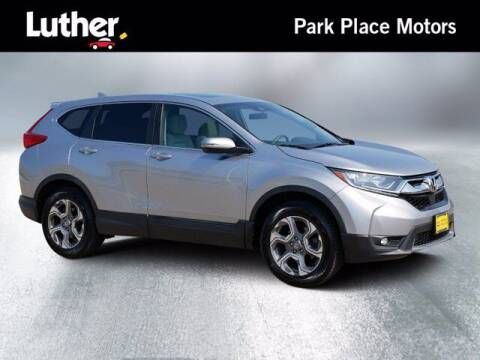 2017 Honda CR-V for sale at Park Place Motor Cars in Rochester MN