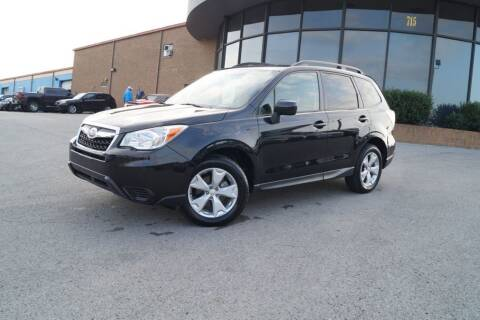 2016 Subaru Forester for sale at Next Ride Motors in Nashville TN