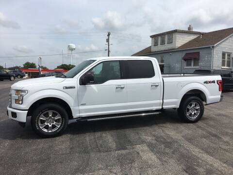 2016 Ford F-150 for sale at Village Motors in Sullivan MO