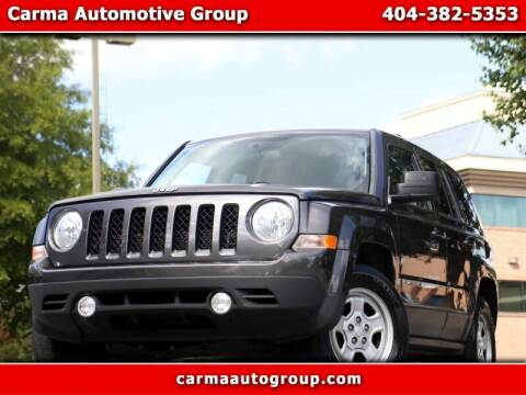 2015 Jeep Patriot for sale at Carma Auto Group in Duluth GA