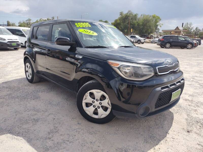 2015 Kia Soul for sale at Canyon View Auto Sales in Cedar City UT