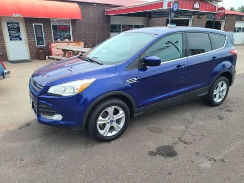 2013 Ford Escape for sale at Rum River Auto Sales in Cambridge MN