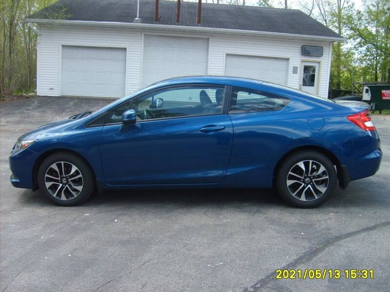 2013 Honda Civic for sale at Northport Motors LLC in New London WI