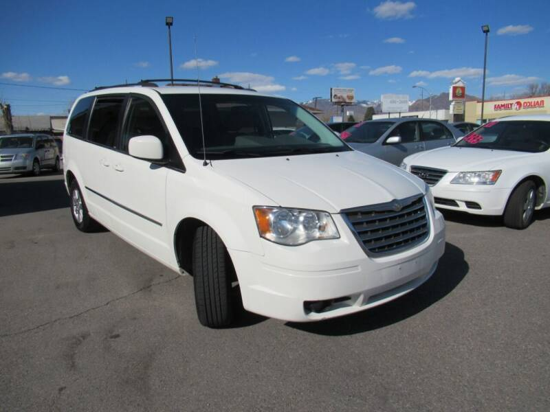 2009 Chrysler Town and Country for sale at Crown Auto in South Salt Lake City UT