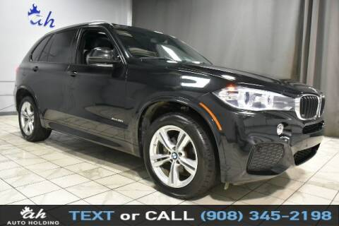 2015 BMW X5 for sale at AUTO HOLDING in Hillside NJ