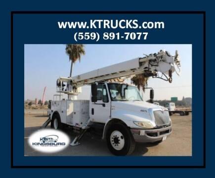 2013 International 4300 for sale at Kingsburg Truck Center in Kingsburg CA