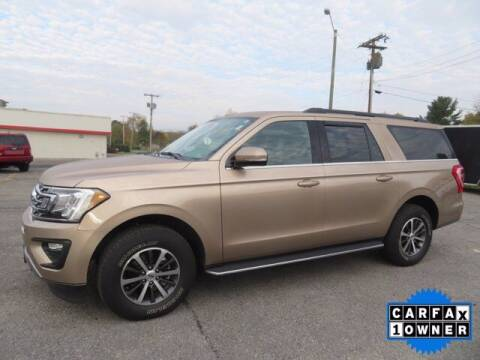 2020 Ford Expedition MAX for sale at DUNCAN SUZUKI in Pulaski VA
