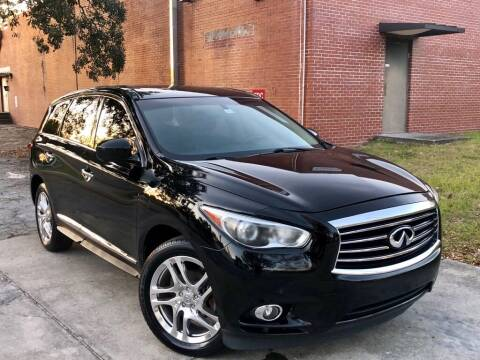 2013 Infiniti JX35 for sale at Unique Motors of Tampa in Tampa FL