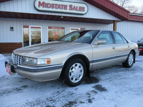 1995 Cadillac Seville for sale at Midstate Sales in Foley MN